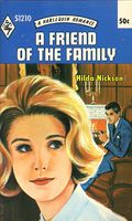 A Friend of the Family by Hilda Nickson