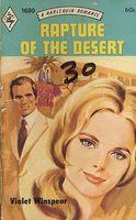 Rapture of the Desert