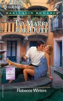 To Marry For Duty