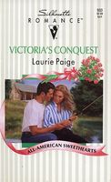 Victoria's Conquest by Laurie Paige