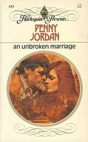 An Unbroken Marriage by Penny Jordan