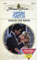 Cherish the Flame / His Blackmailed Bride