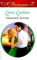 Damiano's Return by Lynne Graham