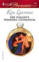 The Italian's Wedding Ultimatum