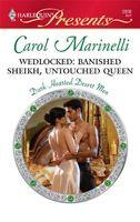 Wedlocked: Banished Sheikh, Untouched Queen