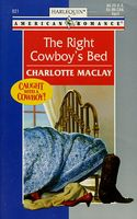 The Right Cowboy's Bed