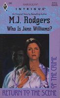 Who Is Jane Williams?
