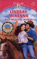Wild Mustang Woman
