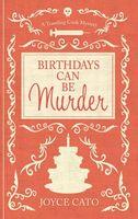 Birthdays Can Be Murder