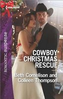 Cowboy Christmas Rescue: Rescuing the Witness