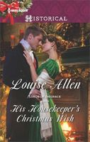His Housekeeper's Christmas Wish by Louise Allen
