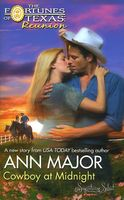 Cowboy at Midnight by Ann Major