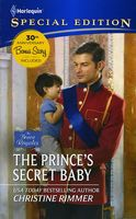 The Prince's Secret Baby by Christine Rimmer