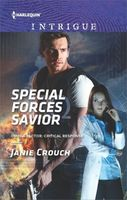 Special Forces Savior by Janie Crouch
