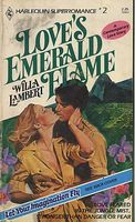 Love's Emerald Flame