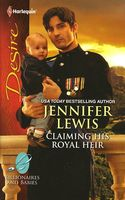 Claiming His Royal Heir by Jennifer Lewis