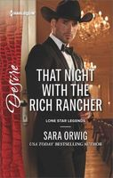 That Night with the Rich Rancher by Sara Orwig