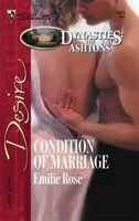 Condition of Marriage by Emilie Rose