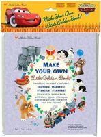 Cars: Make Your Own Little Golden Book
