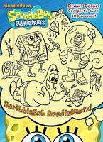 ScribbleBob DoodlePants!