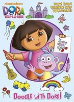 Doodle with Dora!
