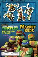 Teenage Mutant Ninja Turtles Magnet Book