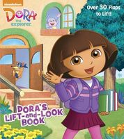 Dora's Lift-And-Look Book