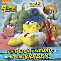 Spongebob Movie Tie-In Pictureback