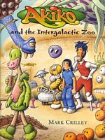 Akiko and the Intergalactic Zoo