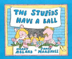 The Stupids Have a Ball