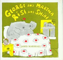 George and Martha Rise and Shine