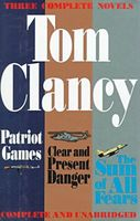 Patriot Games / Clear and Present Danger / The Sum of All Fears