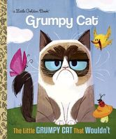 The Little Grumpy Cat That Wouldn't