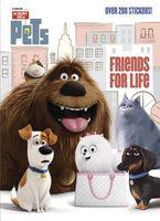 Secret Life of Pets Deluxe Stickerific