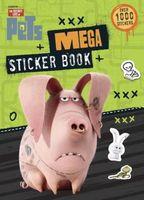 Secret Life of Pets: Mega Sticker Book