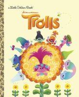 Trolls Little Golden Book