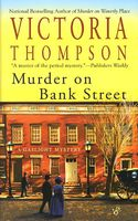 Murder on Bank Street by Victoria Thompson