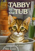 Tabby in the Tub