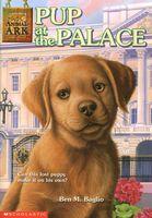 Pup at the Palace