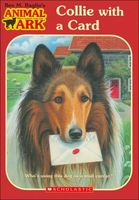 Collie with a Card