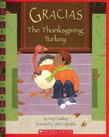 Gracias the Thanksgiving Turkey