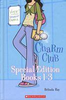 Charm Club Special Edition Books 1-3