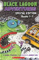 Black Lagoon Adventures Books 1-7