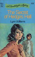 The Secret of Hedges Hall