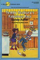 Teddy Teabury's Fabulous Fact