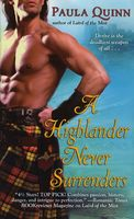 A Highlander Never Surrenders by Paula Quinn