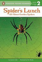 Spider's Lunch by Joanna Cole