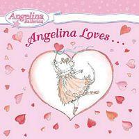Angelina Loves...