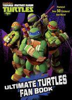 Ultimate Turtles Fan Book