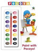 Paint with Pocoyo!